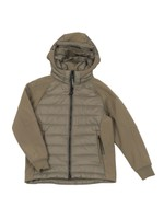 CP Shell Mixed Fabric Goggle Jacket