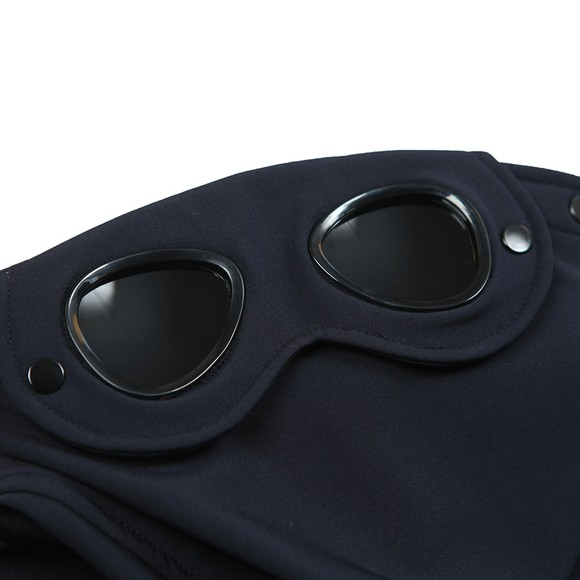 C.P. Company Undersixteen Boys Blue CP Shell Goggle Jacket main image