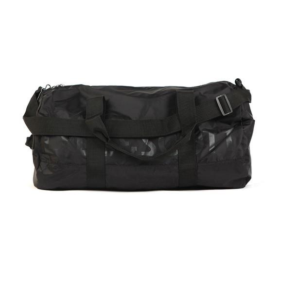 Lyle and Scott Mens Black Lightweight Barrel Bag main image