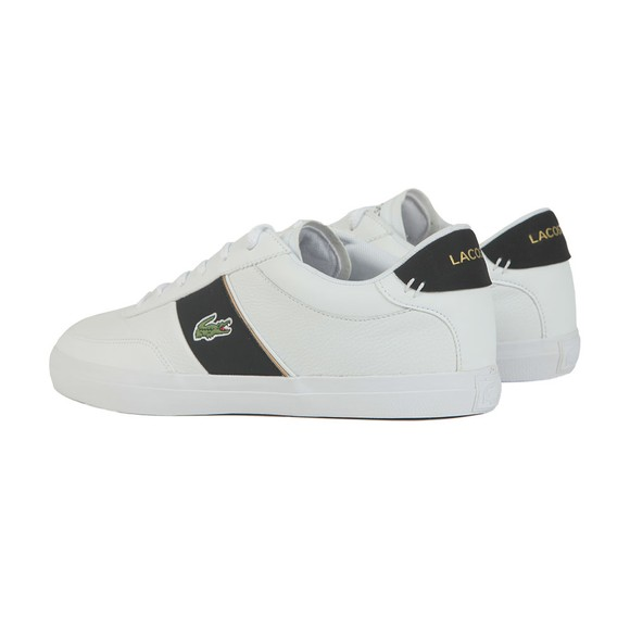 Lacoste Mens White Court Master 319 Trainer main image