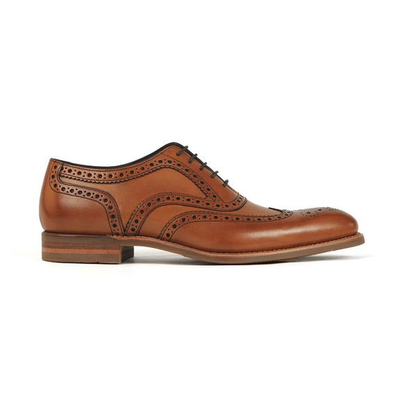 Loake Mens Brown Kerridge Shoe main image