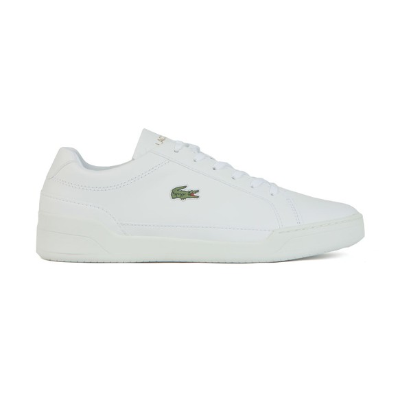 Lacoste Mens White Challenge 319 Trainer main image