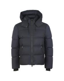 Mackage Mens Blue Randi No Fur Jacket