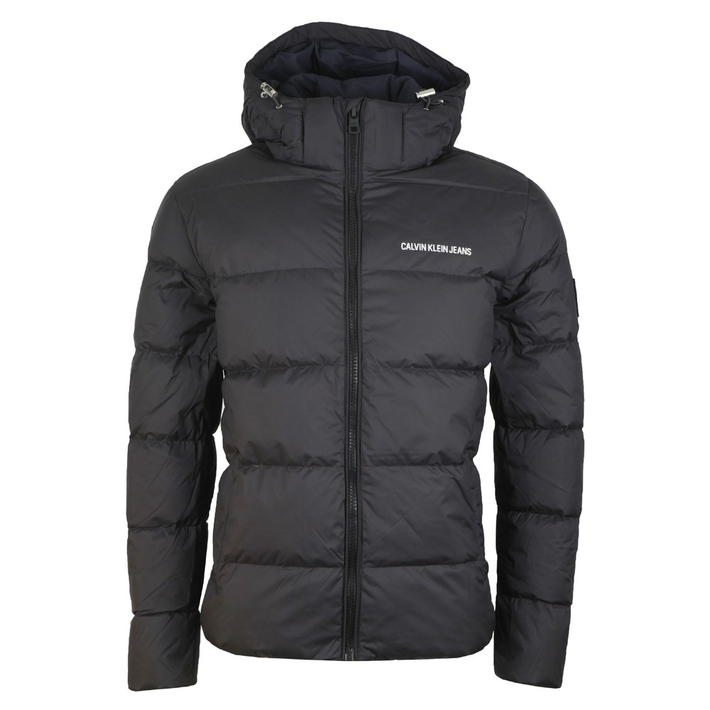 Hooded Down Puffer Jacket main image