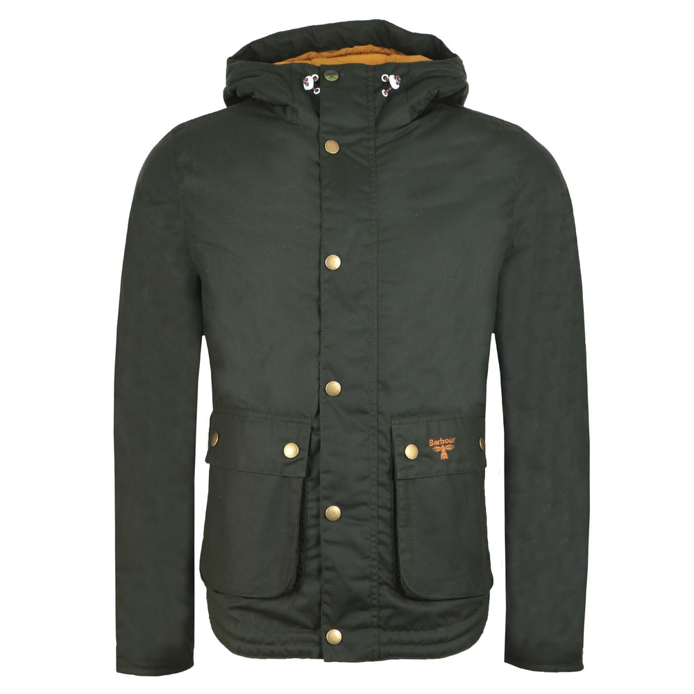 Hooded Reelin Jacket main image