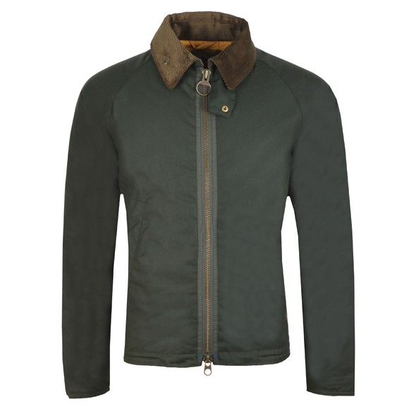 Barbour Beacon Mens Green Winter Munro Jacket main image