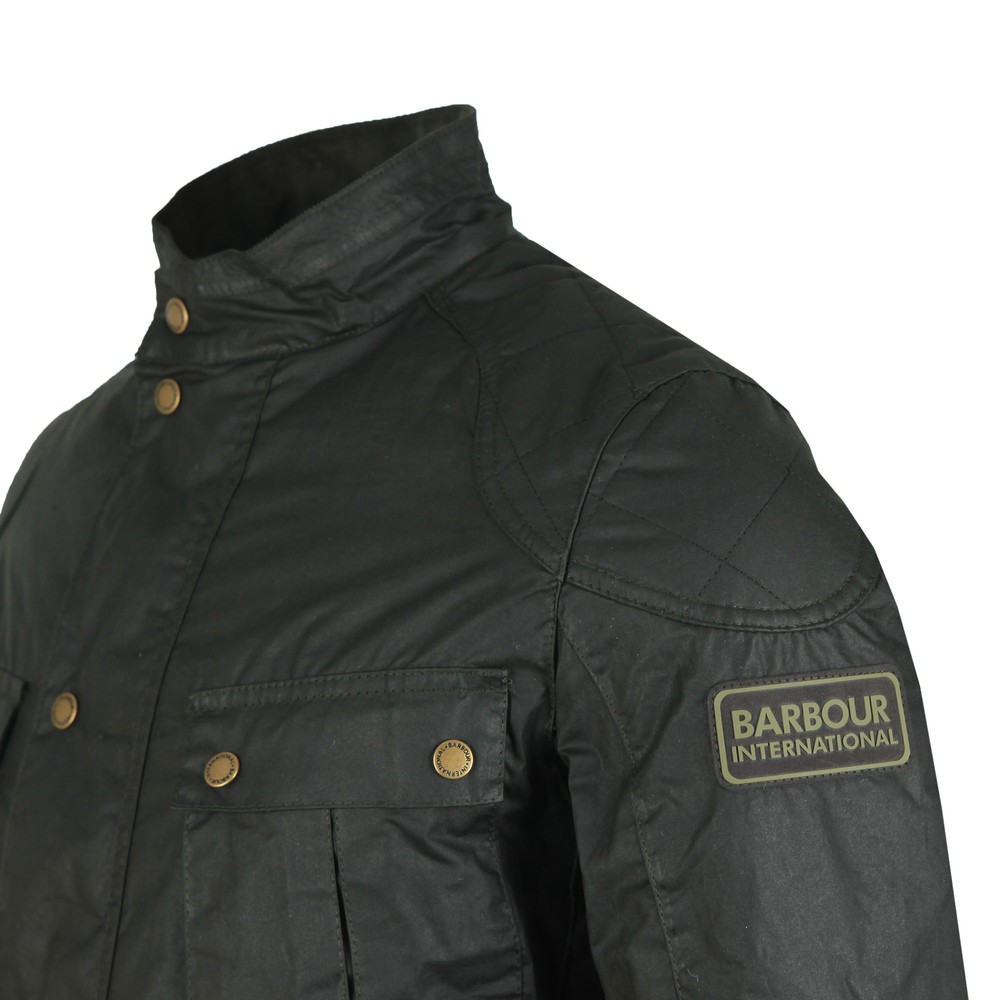 Winter Lockseam Wax Jacket main image