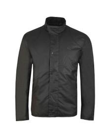 Barbour International Mens Black Ducal Wax Jacket