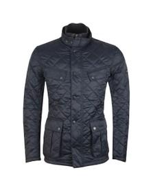 Barbour International Mens Blue Windshield Jacket