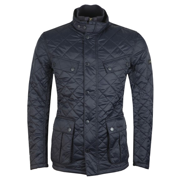 Barbour International Mens Blue Windshield Jacket main image