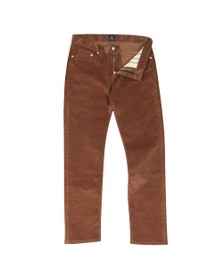 PS Paul Smith Mens Brown Tapered Cord Jean