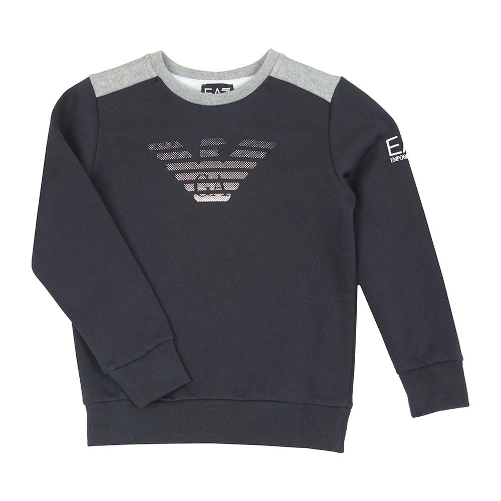 Boys Fade Eagle Sweatshirt main image