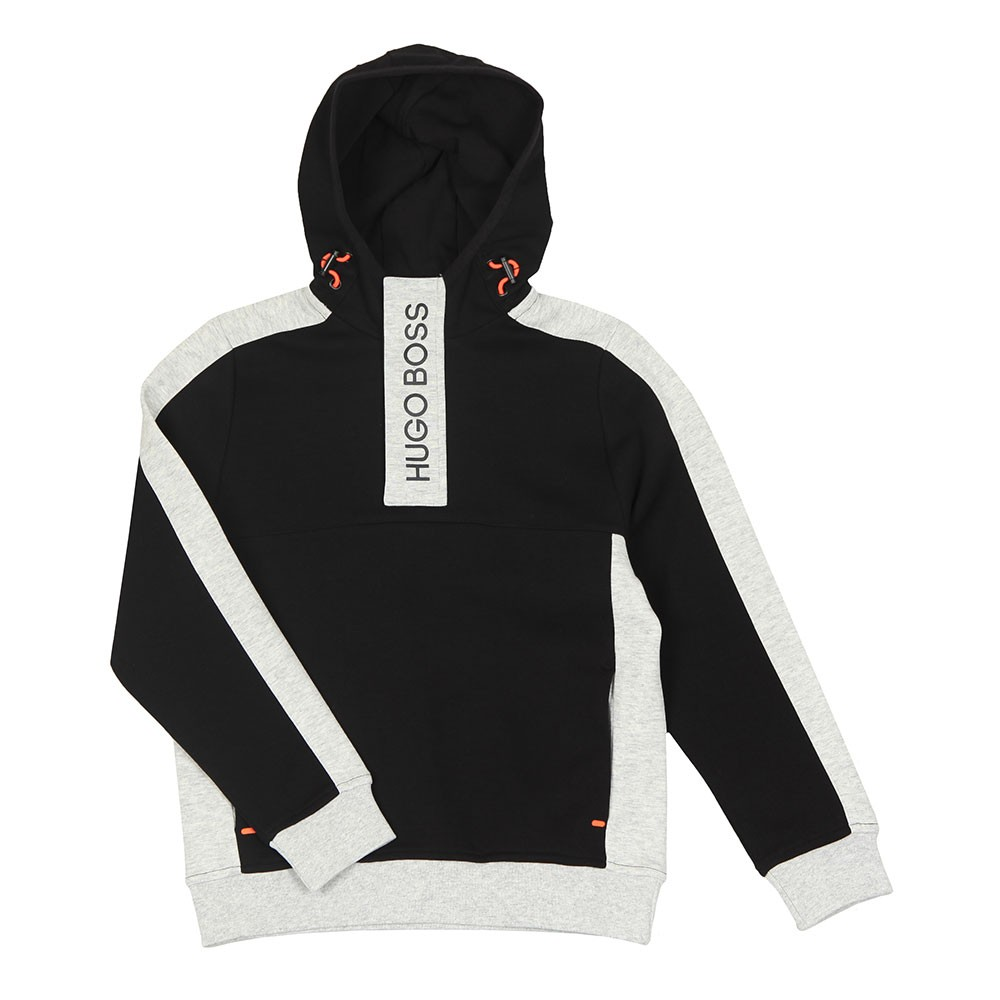 Boys Chest Logo Overhead Hoody main image