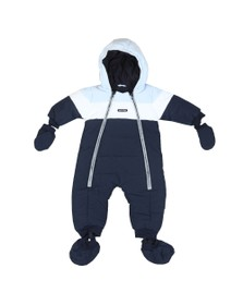 BOSS Baby Boys Blue Snow Suit