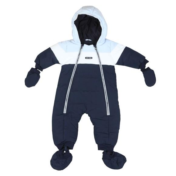 BOSS Baby Boys Blue Snow Suit main image