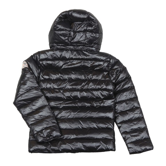 Pyrenex Girls Black Spoutnic Shiny Jacket