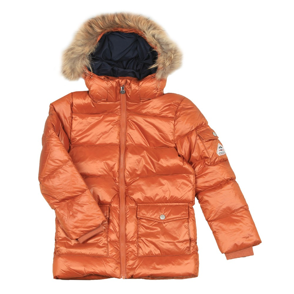 Authentic Jacket With Fur main image