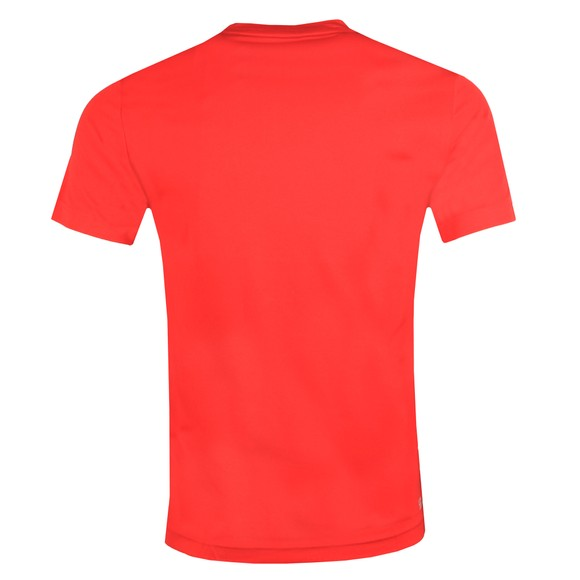 Lacoste Sport Mens Red TH8427 T-Shirt main image