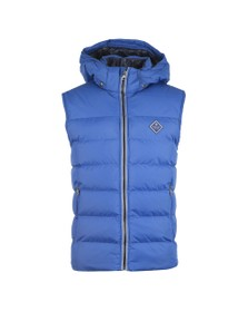 Gant Mens Blue The Active Cloud Vest