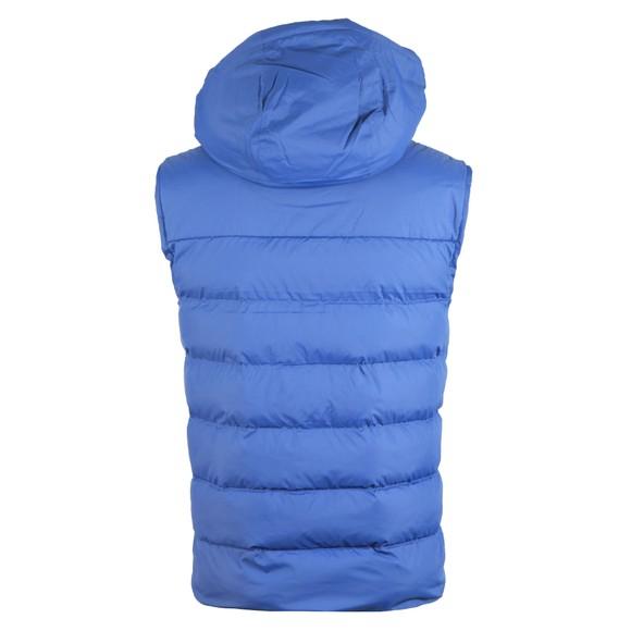 Gant Mens Blue The Active Cloud Vest main image
