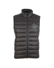 Barbour Beacon Mens Black Harter Gilet