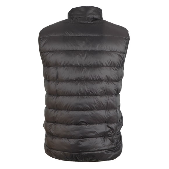 Barbour Beacon Mens Black Harter Gilet main image