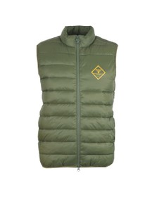 Barbour Beacon Mens Green Harter Gilet