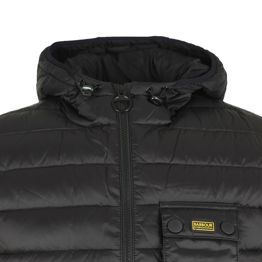 Ouston Hooded Gilet main image