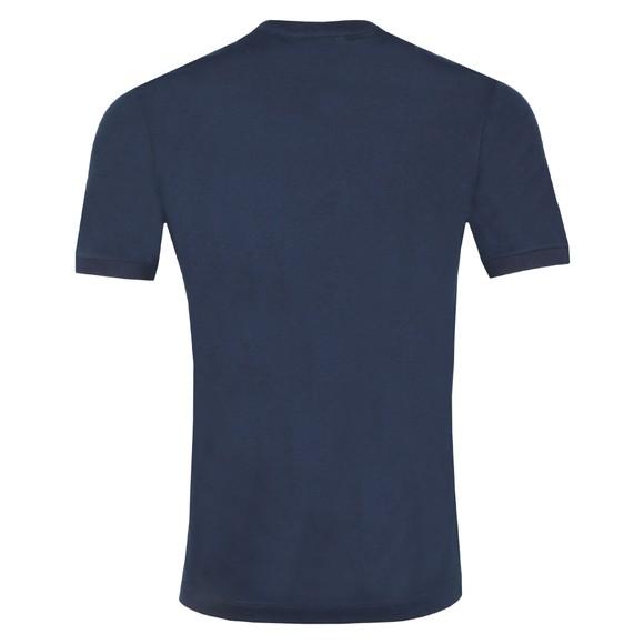 Paul & Shark Mens Blue Centre Logo T-Shirt main image