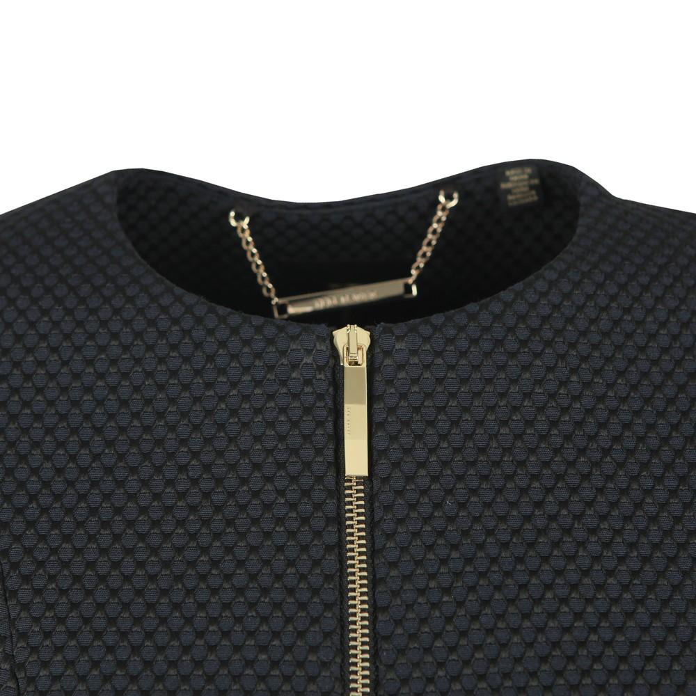 Laj Textured Cropped Jacket main image