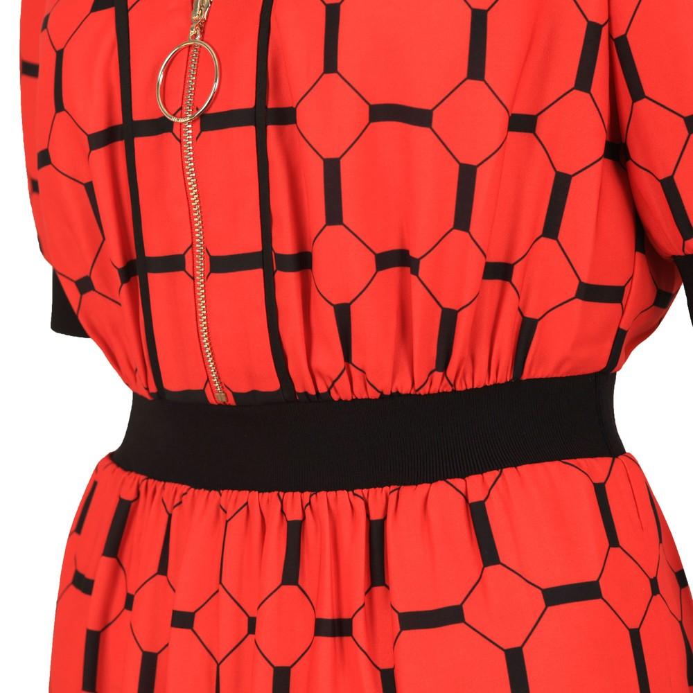 Valent Zip Front Detail Dress main image