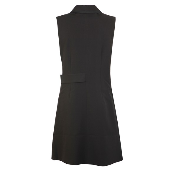 Ted Baker Womens Black Adaard D-Ring Tailored Dress main image