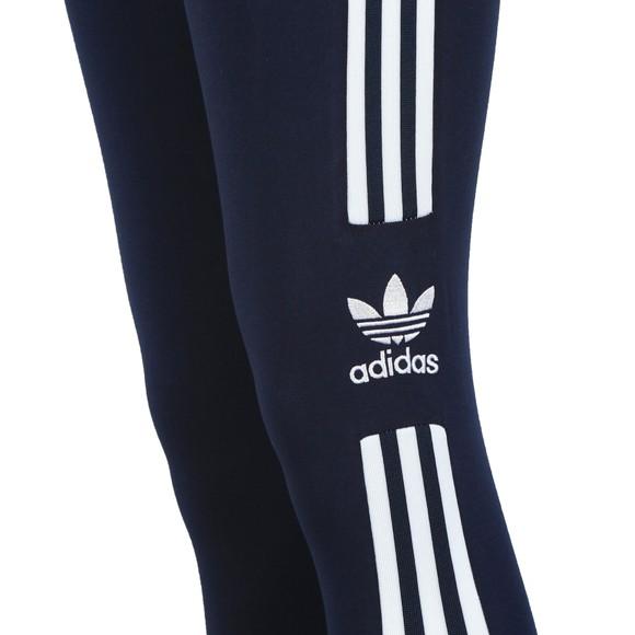 adidas Originals Womens Blue Trefoil Tight Leggings main image