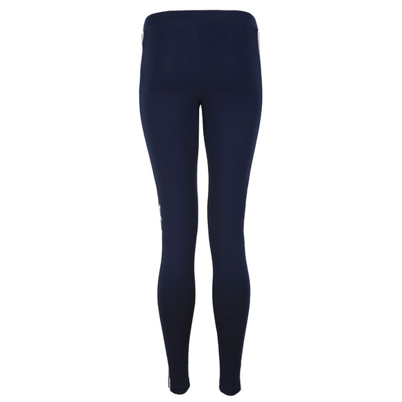 adidas Originals Womens Blue Trefoil Tight Leggings main image