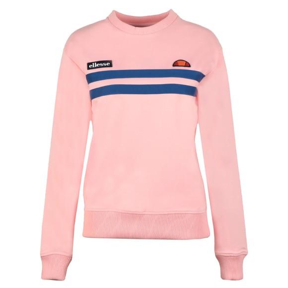 Ellesse Womens Pink Taria Sweatshirt main image