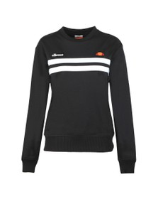 Ellesse Womens Black Taria Sweatshirt