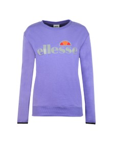 Ellesse Womens Purple Caserta Sweatshirt