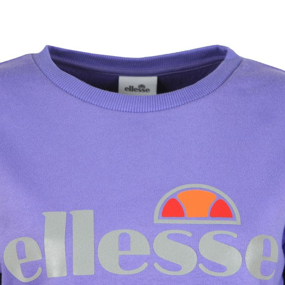 Ellesse Womens Purple Caserta Sweatshirt main image