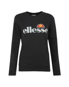 Ellesse Womens Black Caserta Sweatshirt