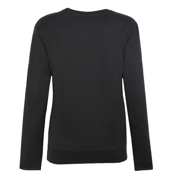 Ellesse Womens Black Caserta Sweatshirt main image