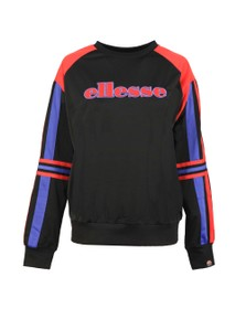 Ellesse Womens Black Cervinia Sweatshirt