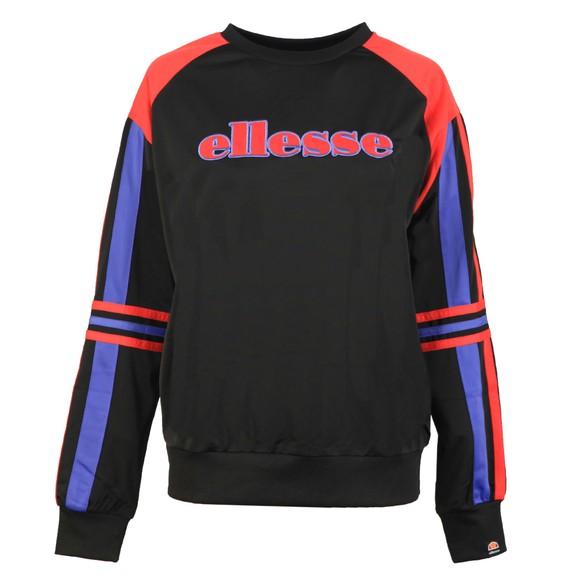Ellesse Womens Black Cervinia Sweatshirt