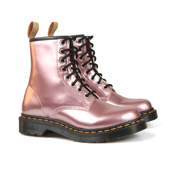 Dr. Martens Womens Pink 1460 Vegan Boot main image