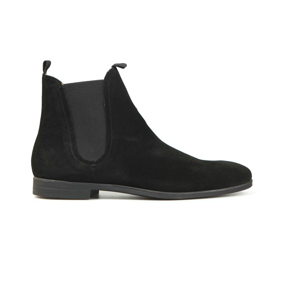 H By Hudson Mens Black Atherstone Suede Boot