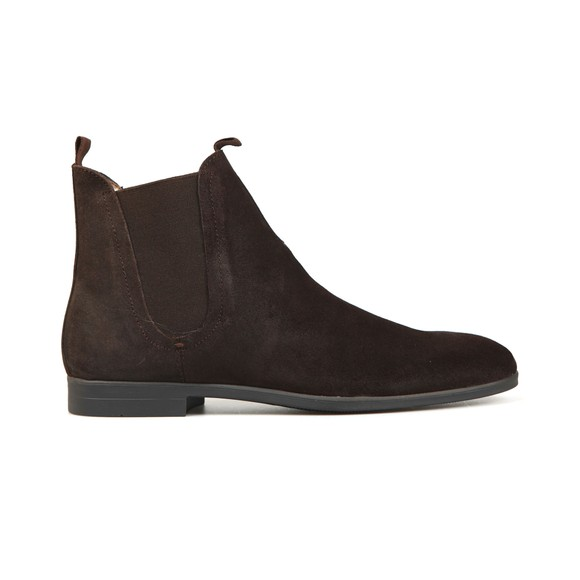 H By Hudson Mens Brown Atherstone Suede Boot