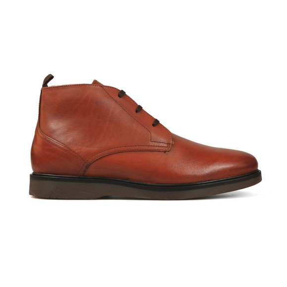 H By Hudson Mens Brown Calverston Chukka Boot main image