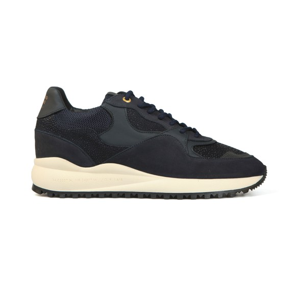 Android Homme Mens Blue Santa Monica Stingray Trainer