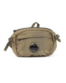 C.P. Company Mens Green Viewfinder Bumbag