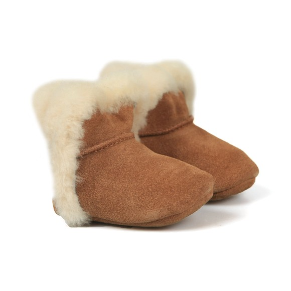 Ugg Girls Brown Lassen Boot main image