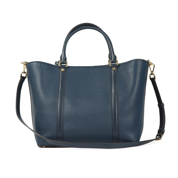 Michael Kors Womens Blue Bedford Legacy Bag